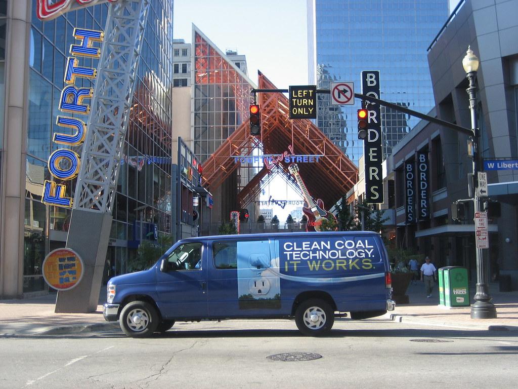 Downtown Louisville Ky The Van Gets A Prime Parking