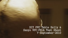 Bones: PVC Table Dolly Demo