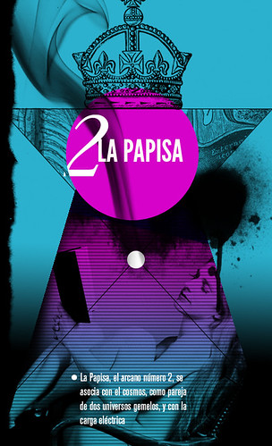 Tarot. 2. la Papisa - the High Priestess | by Raul Ruiz Martinez