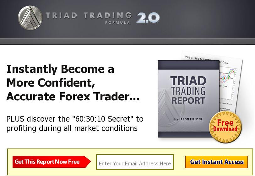 Trading triad success system