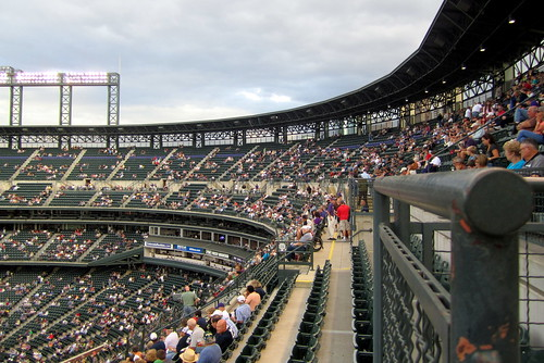 Denver - LoDo: Coors Field - Upper Deck | by wallyg