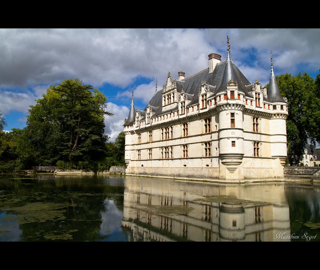 azay le rideau chateau d azay le rideau canon 7d flickr