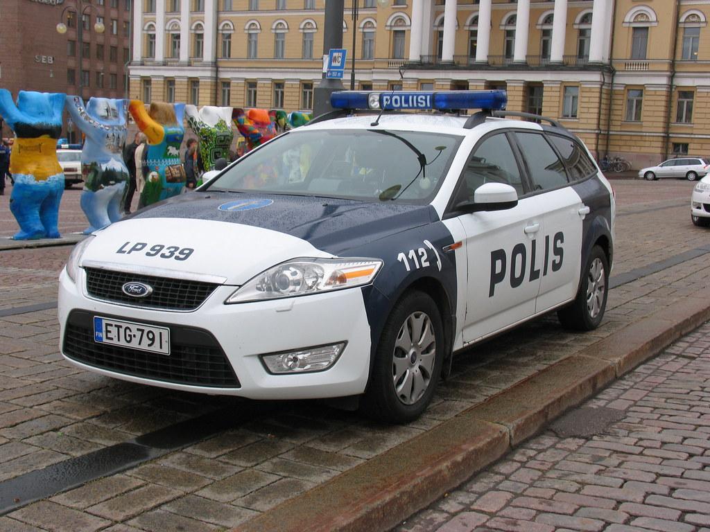 Poliisi Transporter