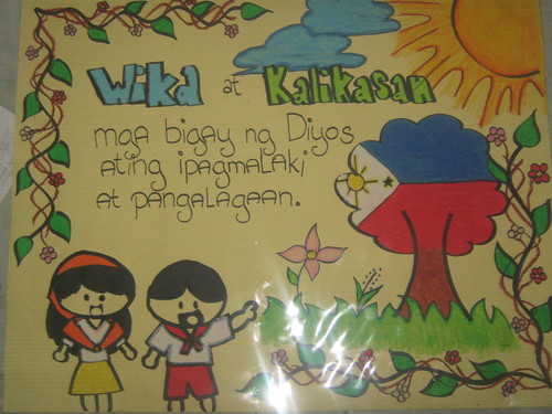 Slogan Making Buwan ng Wika Buwan ng Wika Slogan   by