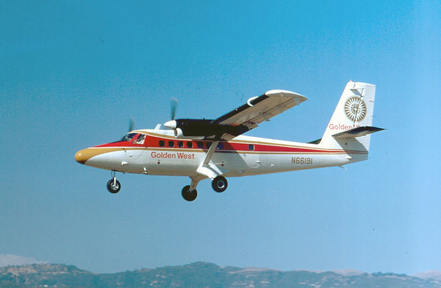 DHC-6 Twin Otter Golden West