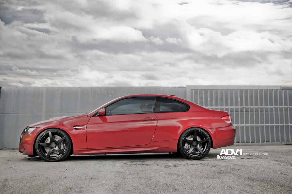 Bmw E92 M3 >> Flowspec BMW e92 M3 program - ADV.1 Wheels   Flowspec BMW e9…   Flickr