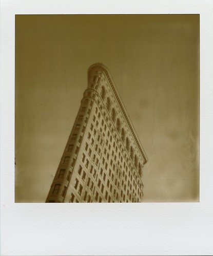 Flatiron, New York (Polaroid) | by ravikjolly