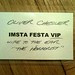 IMSTA FESTA VIP