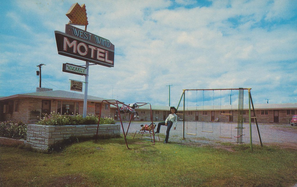 West Wind Motel - McLean, Texas