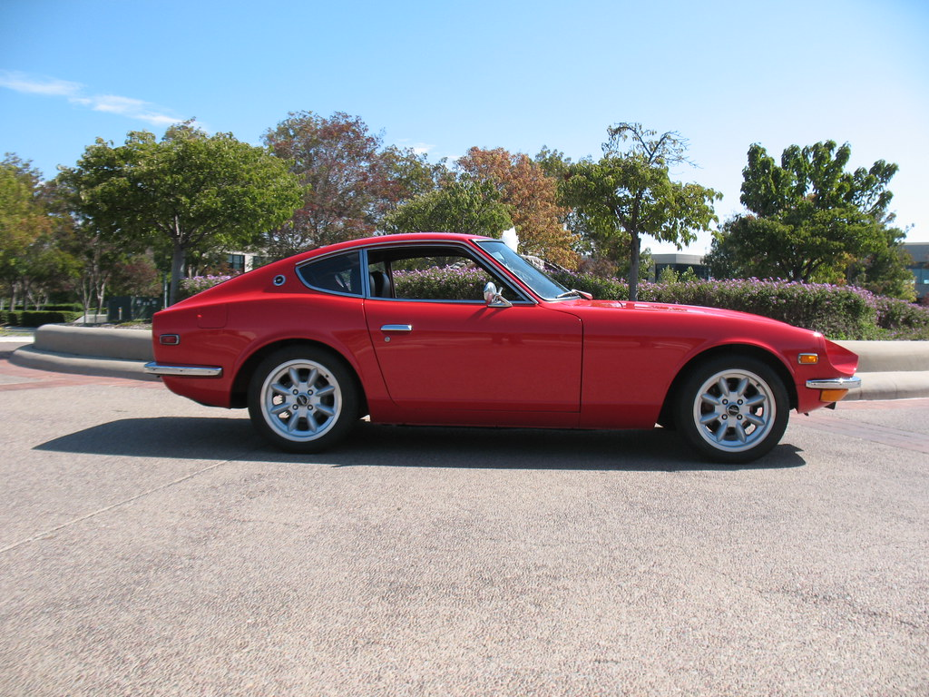 1972 datsun 240z for sale lumberjackj flickr. Black Bedroom Furniture Sets. Home Design Ideas