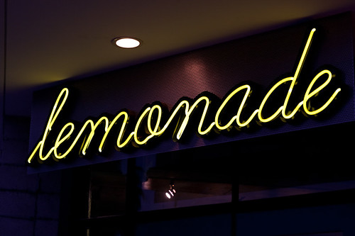 Lemonade Neon Sign | by SmittyImagingLtd