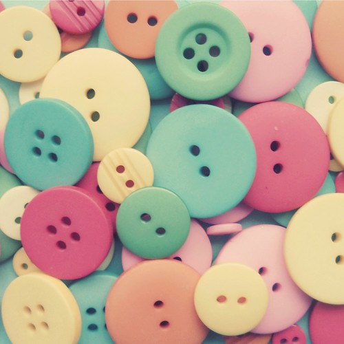 Buttons Buttons | by simply hue