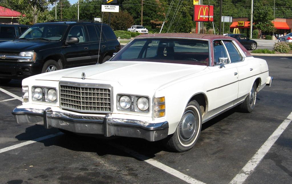 Ford LTD | McDonalds, Lillington | Nick B. | Flickr