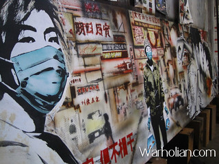 Eddie Colla - Interview with the Street Artist & Photos from His Studio - Warholian | by WarholianPics