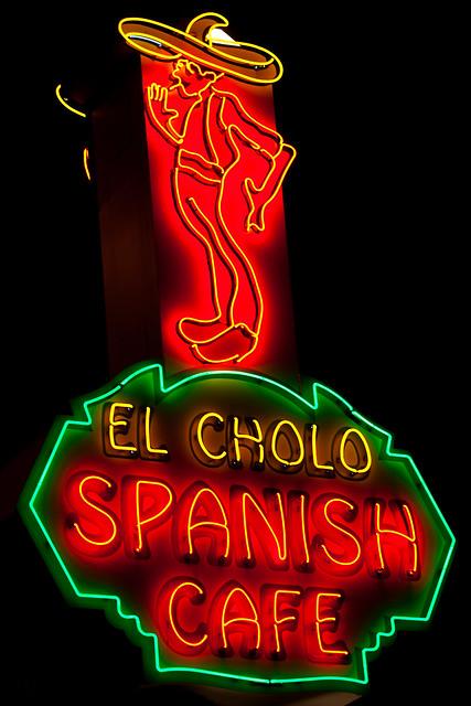 El Cholo Restaurant Los Angeles Ca