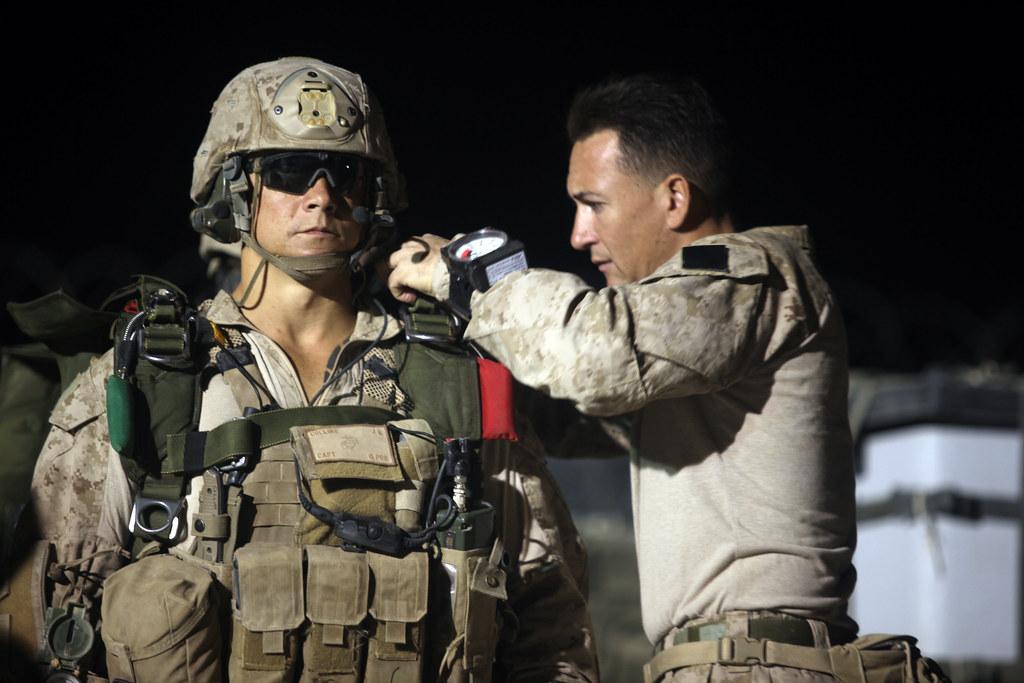 punctuality marine corps
