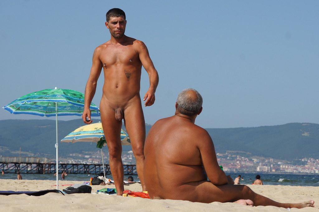фото гей пляж