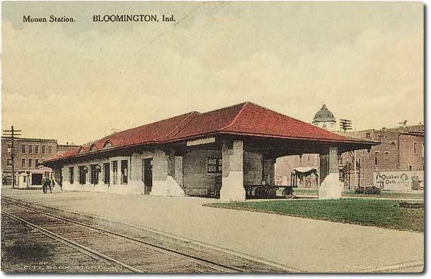 monon station bloomington indiana flickr photo sharing