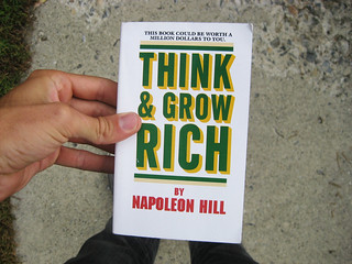 Think and Grow Rich (Napoleon Hill) - Blogging Bookshelf | by The Booklight