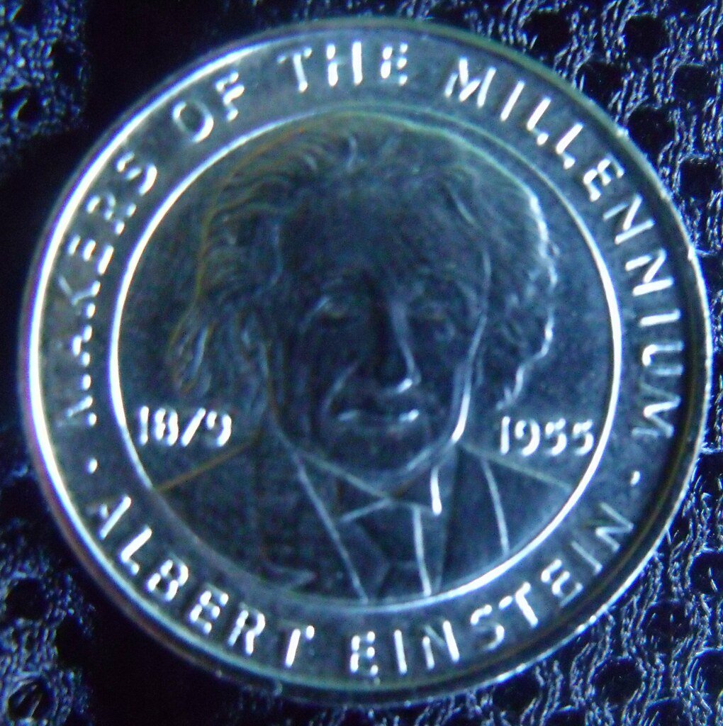 millennium 2000 coin - makers of the millennium