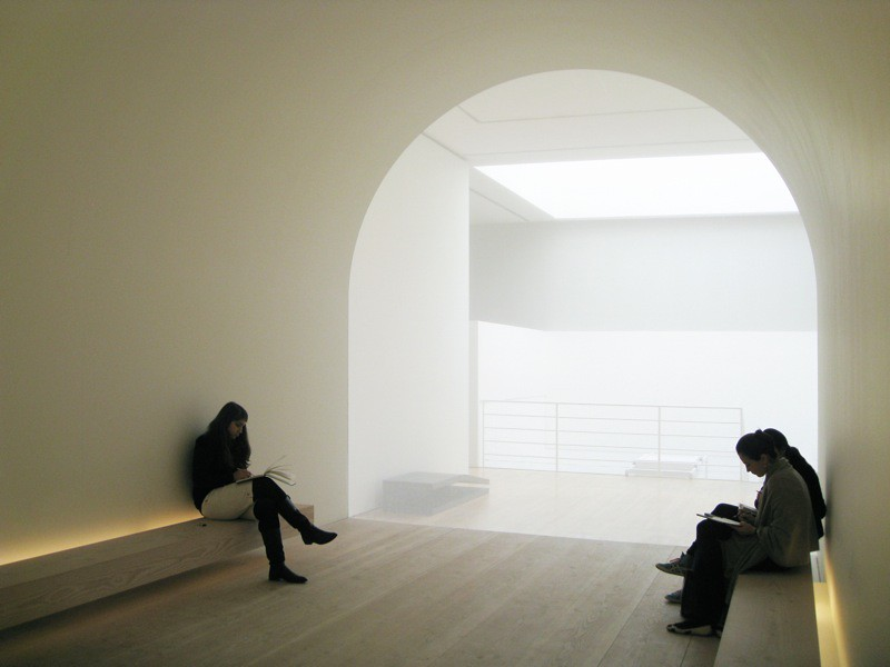 Plain Space John Pawson Exhibition Design