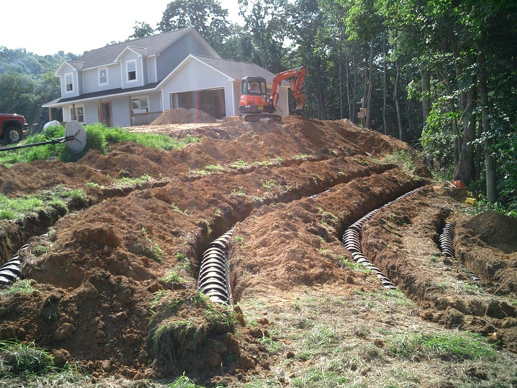 Septic Systems And Steep Slopes Septic System