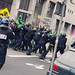 Social street confrontation