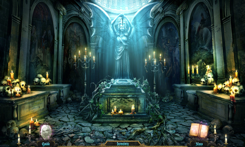 crypt | About Us: fantasy-art.tel More at The Fantasy Art
