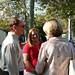President Rush attending Destination College event