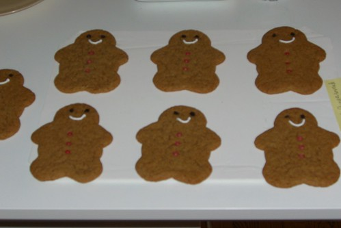 Cake Mix Doctor Gingerbread