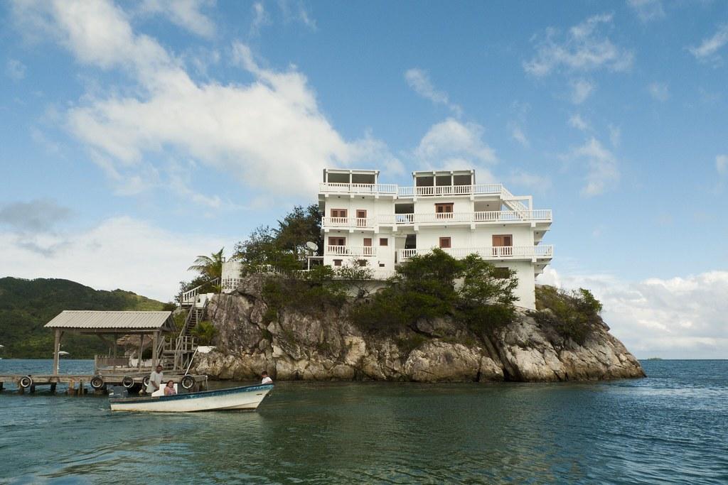 Dunbar Rock Island