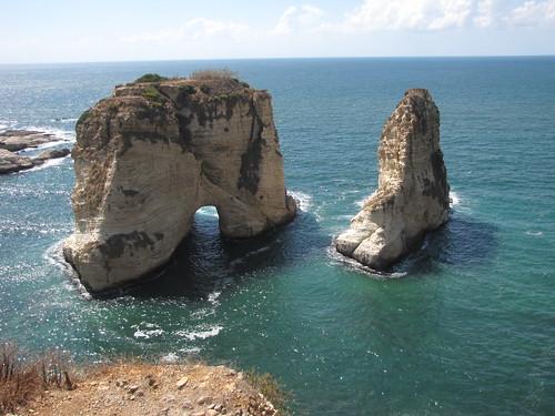 Rock Lebanon Rock Beirut-lebanon   by
