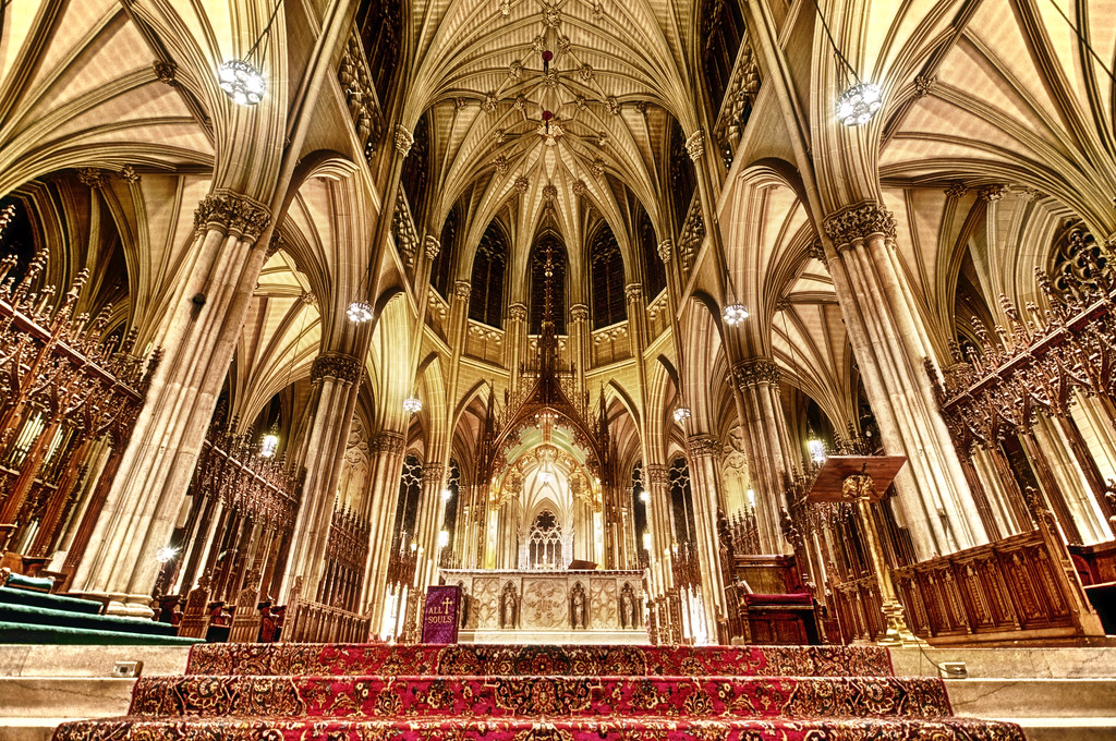 St. Patrick's Cathedral, New York City: Hours, Address, St. Patrick's Cathedral Reviews: 5/5