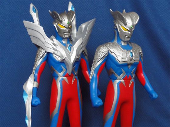 Ultraman Zero New Form ULTIMATE ZERO & UL...