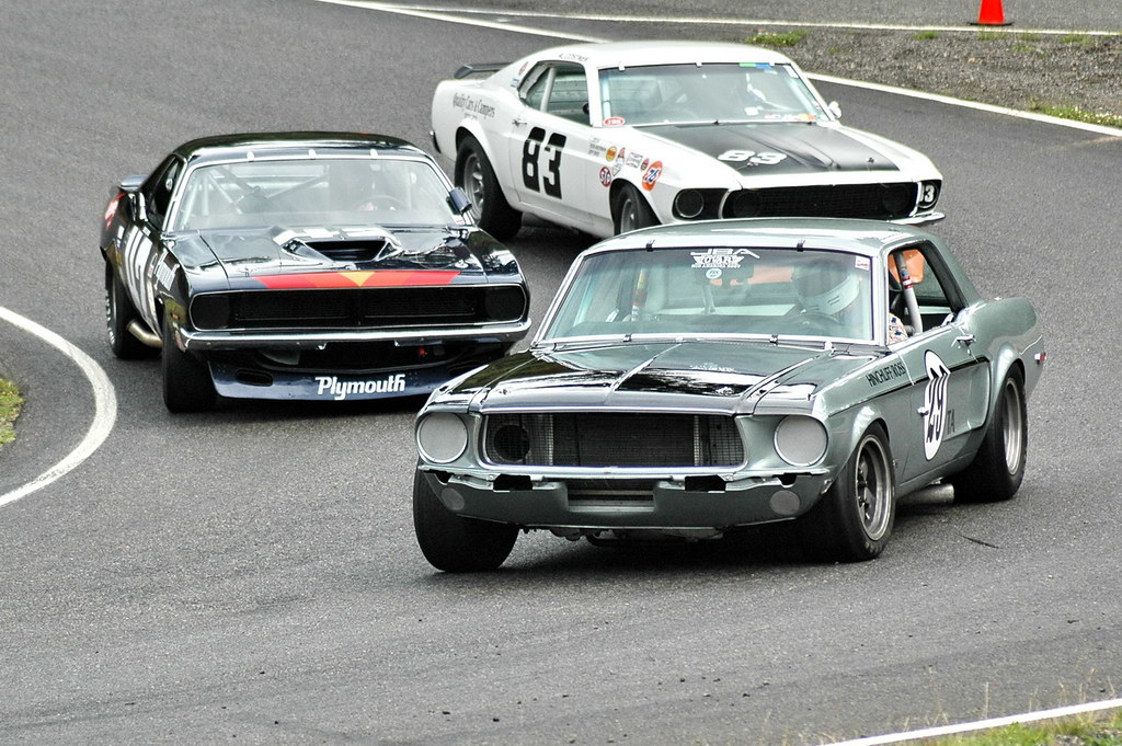 2007 Mustang >> Historic Trans-Am Racing | 2007 Pacific Northwest Historics … | Flickr