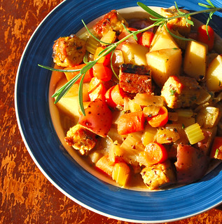Tempeh Stew | by vaishy67