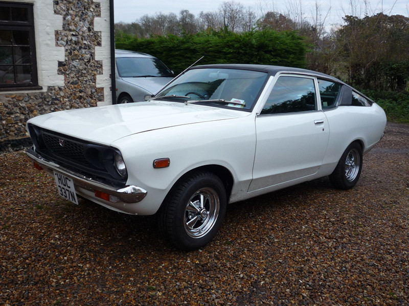 1972 Datsun 120Y Coupe (B210)   Bought by Datman with ...