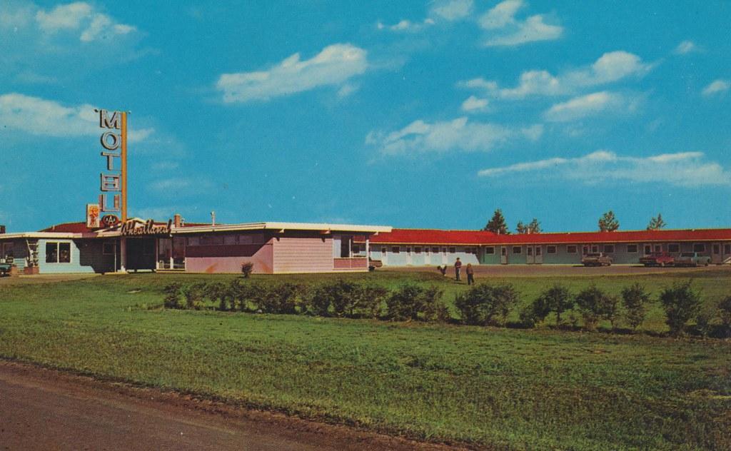 Wheatland Motel and Restaurant - Regina, Saskatchewan