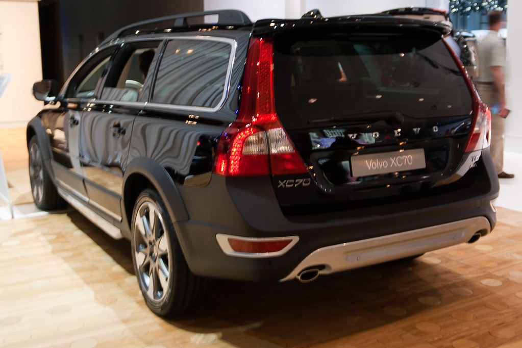 Volvo XC70 T6   For the 2011 model year, Volvo will no longe…   Flickr