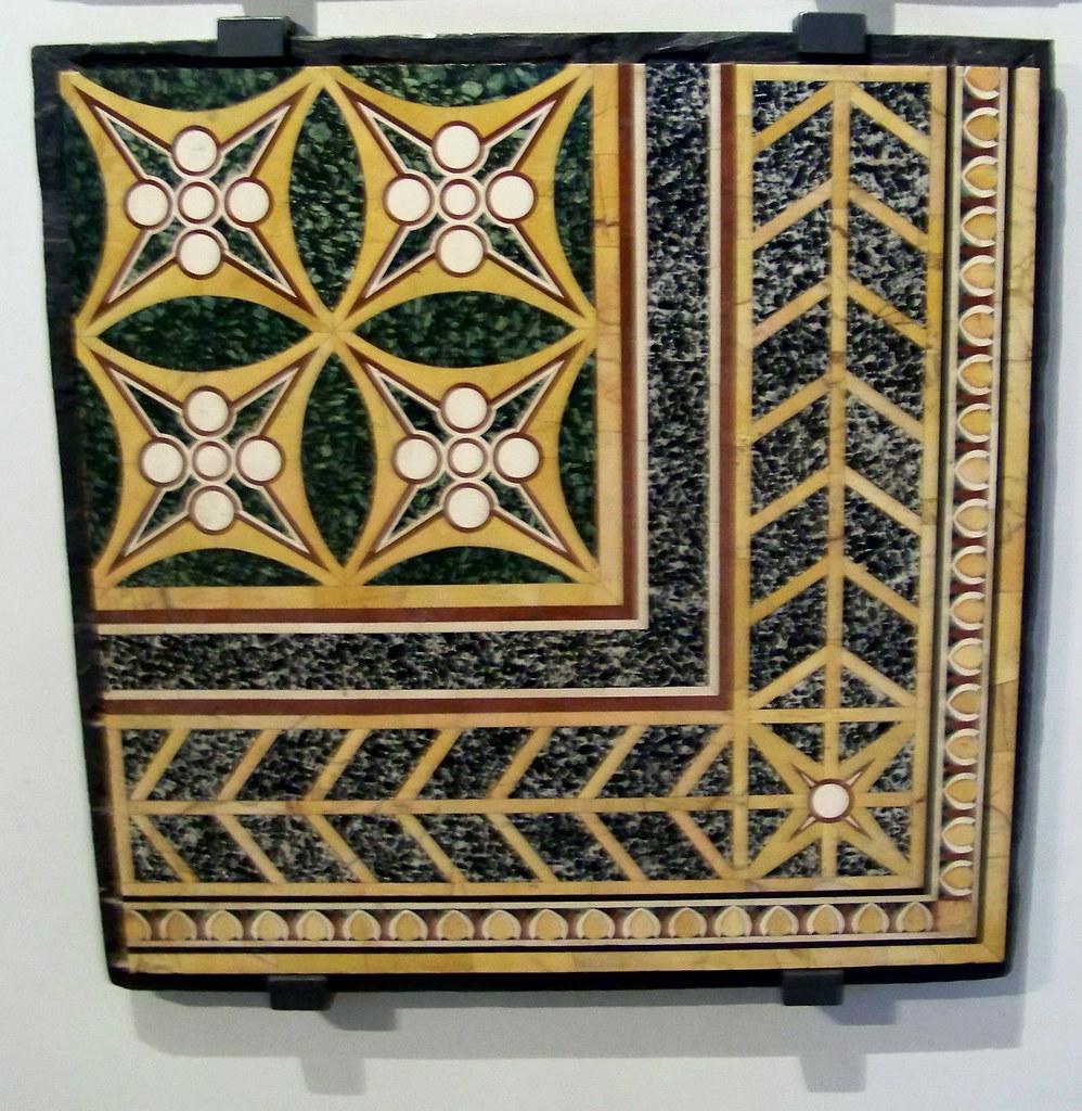 It10cme Roman Floor Tiles Palatine Museum Rome 2010 Flickr