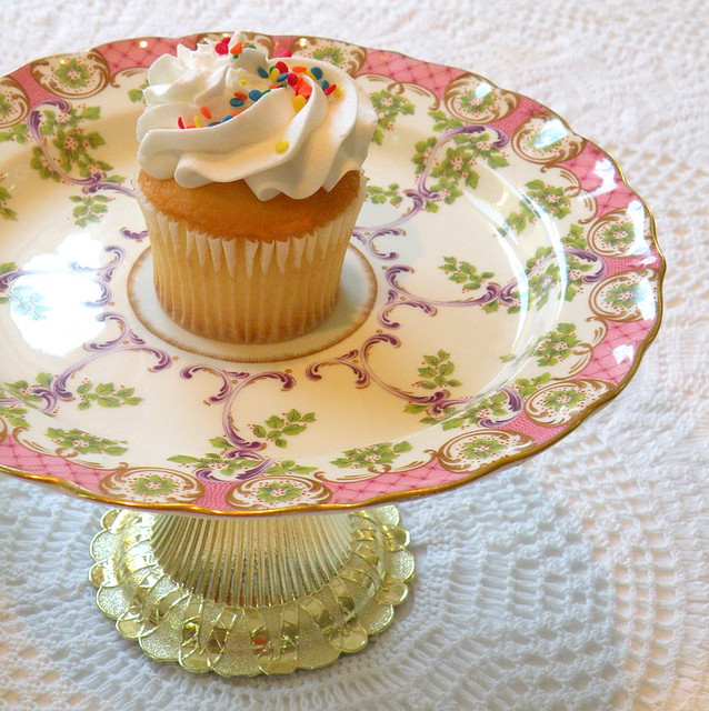 Wedding Cake Pedestals Silver