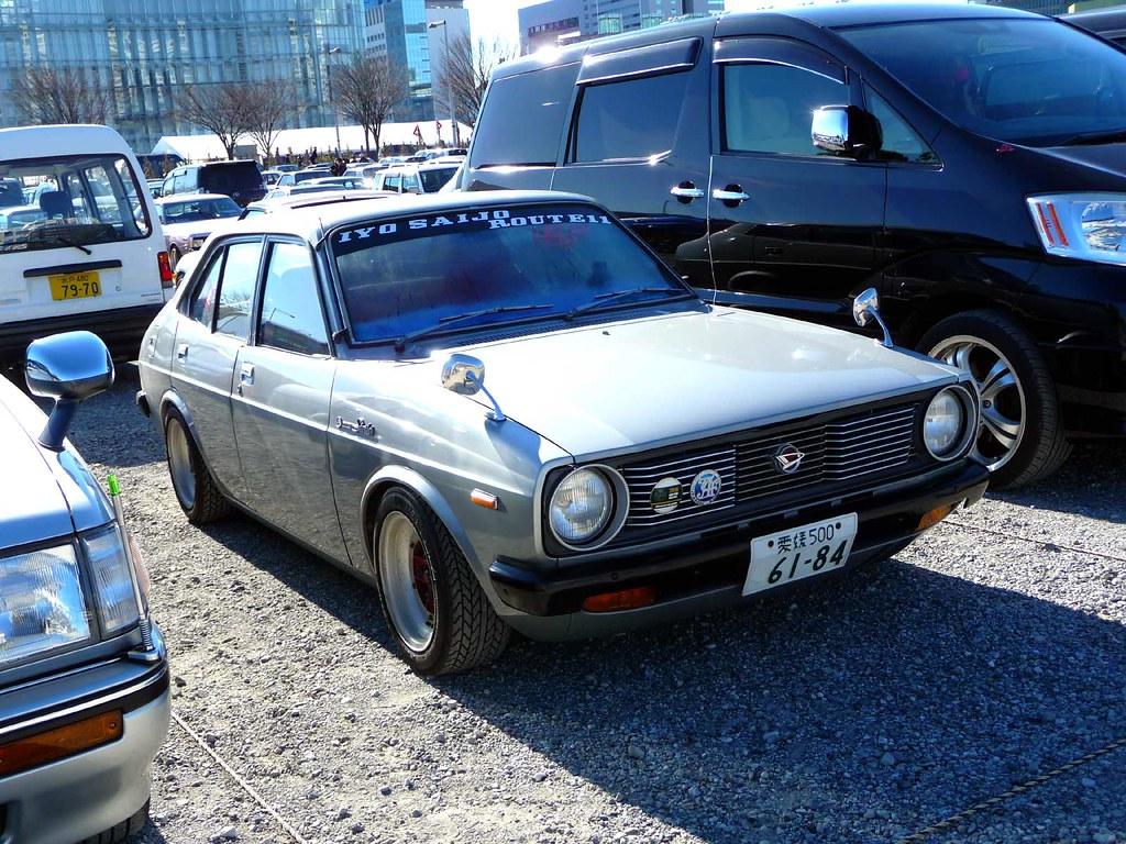 Daihatsu Consorte Japanese Car S Old School Meet By Jcca T Flickr