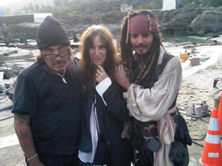 Jonathan Shaw, Patti Smith e Johnny Depp | Johnny Depp ... Johnny Depp Cast