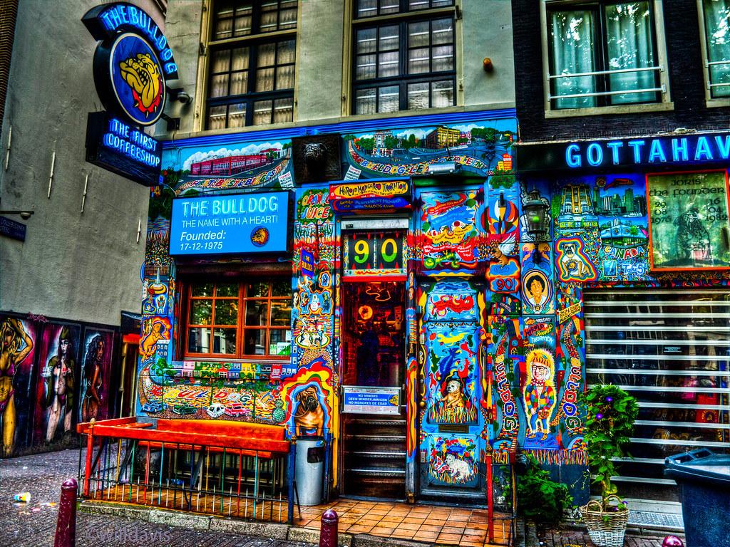 Bulldog Coffee Shop Holland