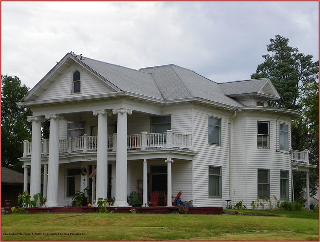 Chickashaok Plantation Style Home Flickr Photo Sharing