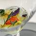 tomato jelly, saffron, herbs, roquette