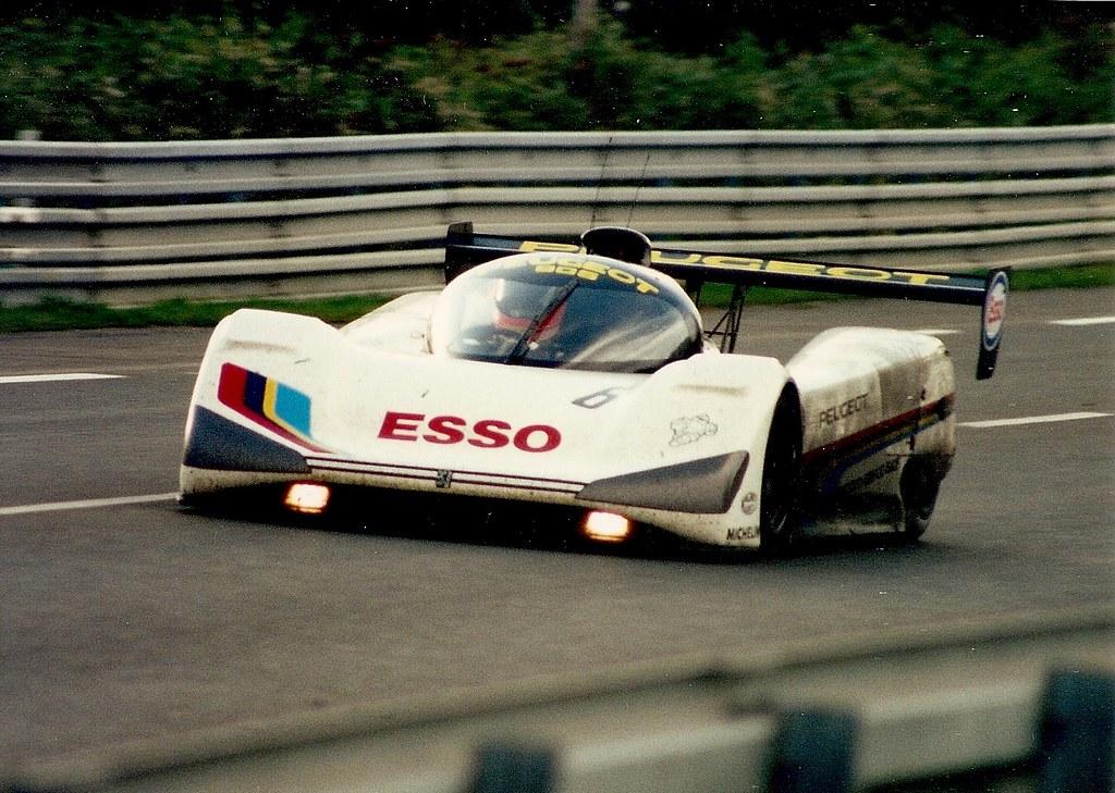 Nissan  Wheel Le Mans Car
