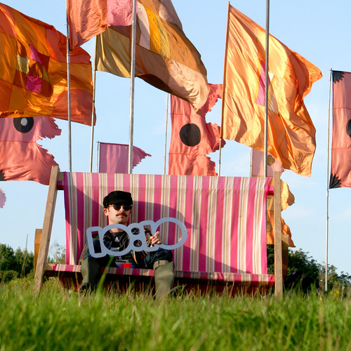 Taking a break at Bestival | by 1010uk