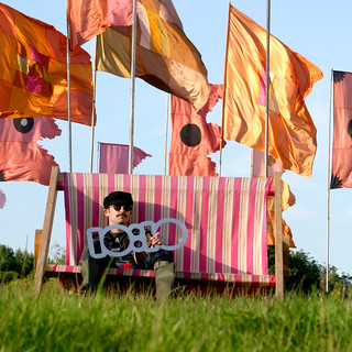 Taking a break at Bestival | by 1010 Climate Action