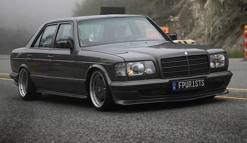 Mercedes W126 Amg Tommye280 Flickr
